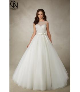 Vestido de novia 69109 - RONALD JOYCE
