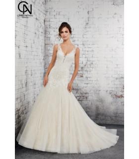 Vestido de novia 51439 - MGNY