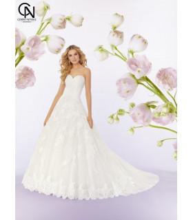 Vestido de novia 51364 - RONALD JOYCE