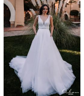 Vestido de novia Alan Sposa 2064