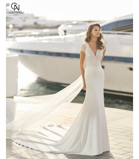 Vestido de novia IDIR - Aire Barcelona 2021