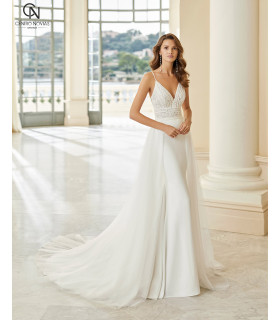 Vestido de novia IDAN - Aire Barcelona 2021