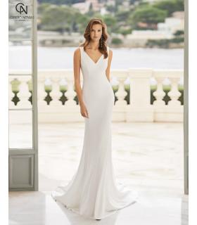 Vestido de novia IBBEM - Aire Barcelona 2021