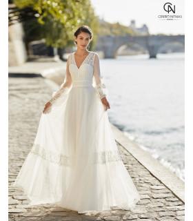 Vestido de novia WENNA - Alma Novias 2021