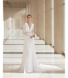 Vestido de novia ULMER - Aire Atelier