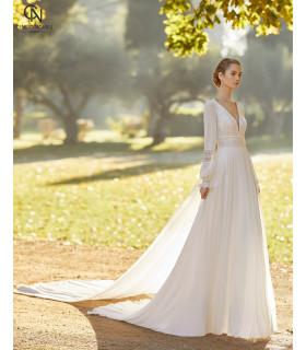Vestido de novia KAIRY - Aire Boho 2021