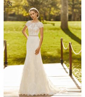 Vestido de novia KRISTEN - Aire Boho 2021