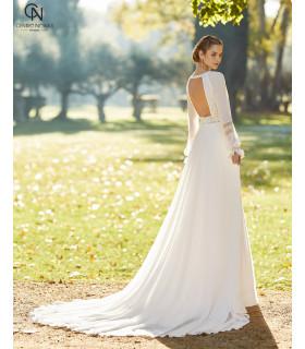 Vestido de novia KRISS - Aire Boho 2021