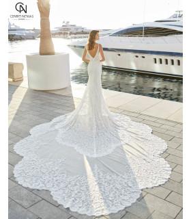 Vestido de novia ILARI - Aire Barcelona 2021