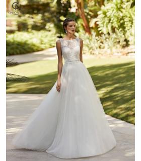 Vestido de novia ZEMIRA - Adriana Alier 2021