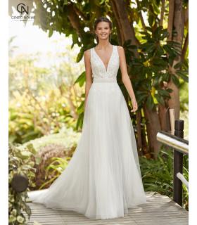Vestido de novia ZELCO - Adriana Alier 2021