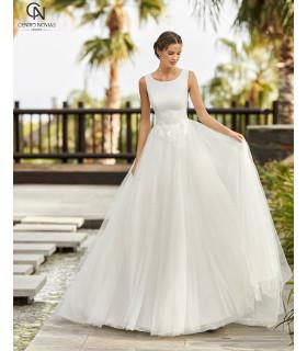 Vestido de novia ZELA - Adriana Alier 2021