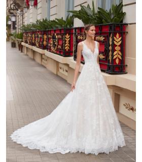Vestido de novia ILAN - Aire Barcelona 2021