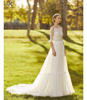Vestido de novia KEYNA - Aire Boho 2021