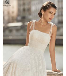 Vestido de novia WOLIE - Alma Novias 2021