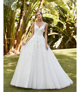 Vestido de novia ZILIA - Adriana Alier 2021