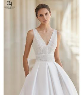 Vestido de novia ULRIK - Aire Atelier