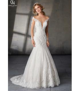 Vestido de novia 2141 - MORILEE 2021