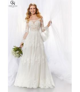 Vestido de novia 6938 - MORILEE 2021