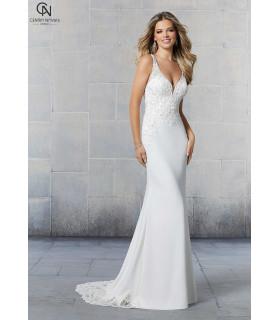 Vestido de novia 6925 - MORILEE 2021