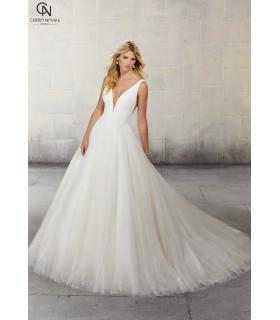 Vestido de novia 5814P - MORILEE 2021