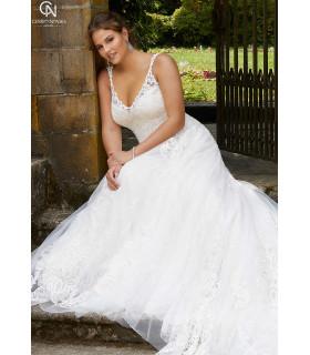 Vestido de novia 3281 - Julietta/MORILEE 2021