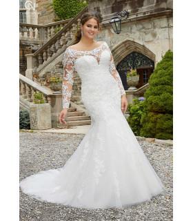 Vestido de novia 3285 - Julietta/MORILEE 2021