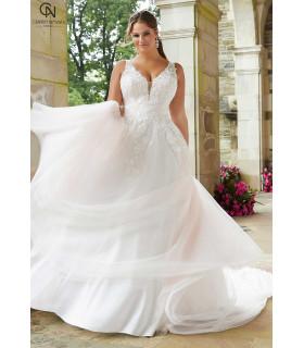 Vestido de novia 3286 - Julietta/MORILEE 2021