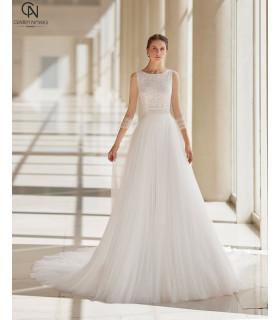 Vestido de novia URAL - Aire Atelier