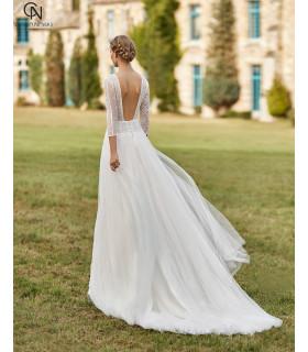 Vestido de novia WILDA - Alma Novias 2021