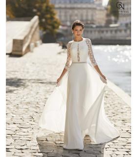 Vestido de novia WEESER - Alma Novias 2021