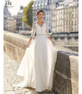 Vestido de novia WALYSA - Alma Novias 2021
