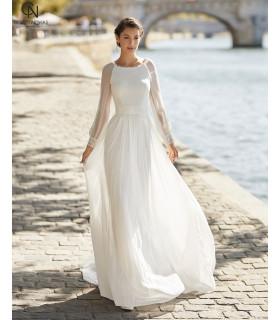 Vestido de novia WALESKA - Alma Novias 2021