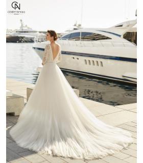 Vestido de novia INDIRA - Aire Barcelona 2021
