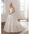 Vestido de novia VERTI - Luna Novias