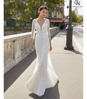 Vestido de novia WASKAR - Alma Novias 2021