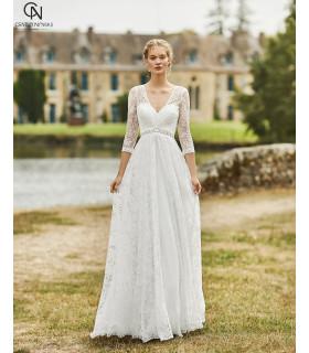 Vestido de novia WIRA - Alma Novias 2021