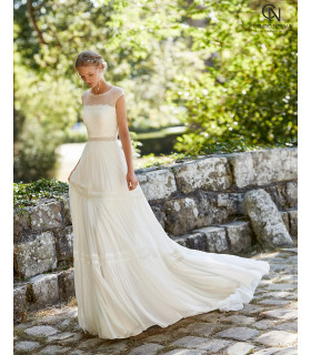 Vestido de novia WEMYLLE - Alma Novias 2021