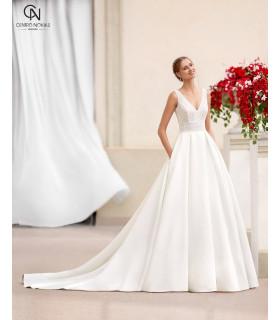 Vestido de novia ILSOBEL - Aire Barcelona 2021