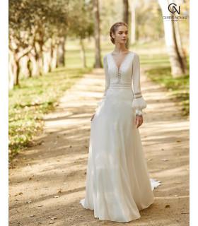 Vestido de novia KAIET - Aire Boho 2021