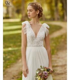 Vestido de novia KEISHA- Aire Boho 2021