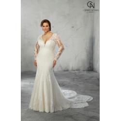 Vestido de novia 3263 - Julietta/MORILEE