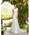 Vestido de novia ZAMAR - Adriana Alier 2021