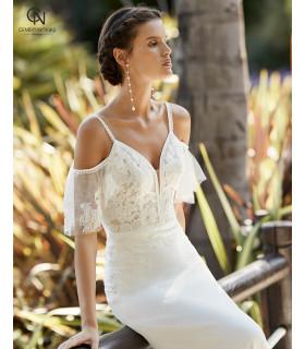 Vestido de novia ZACARI - Adriana Alier 2021