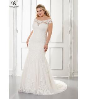 Vestido de novia 3303 - Julietta/MORILEE 2021