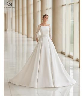 Vestido de novia ULISES - Aire Atelier