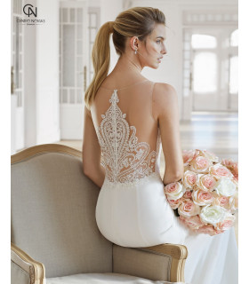 Vestido de novia ELEONORA - Aire Barcelona