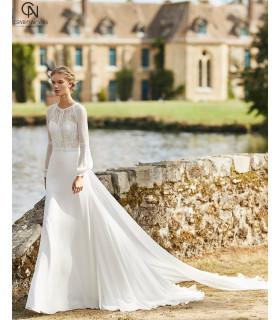 Vestido de novia WARY - Alma Novias 2021