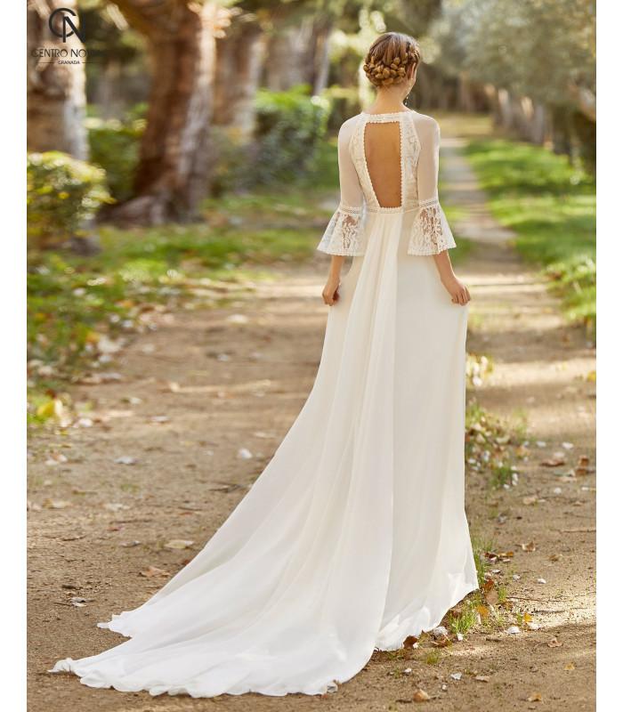 Vestido de novia KALED - Aire Boho 2021