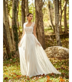 Vestido de novia OCEANIA - Alma novias